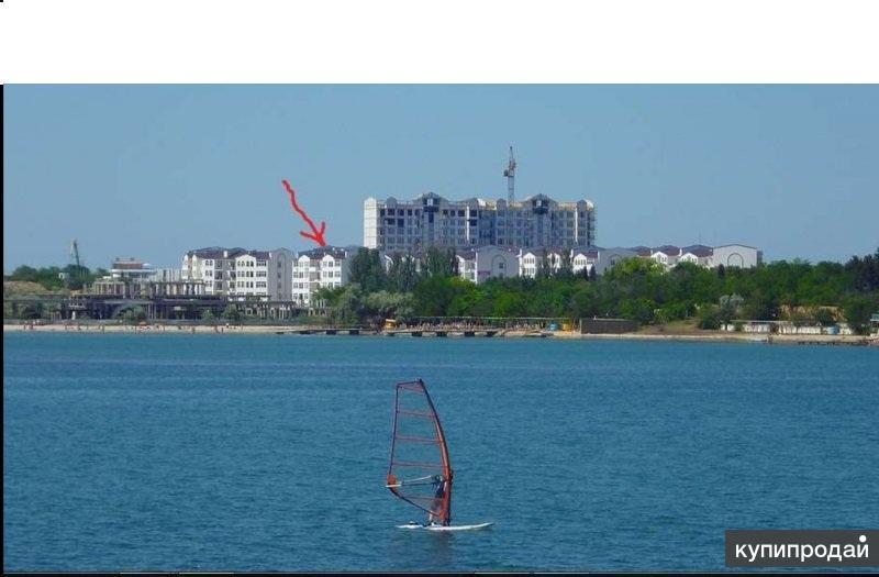 продам 2 к.квартиру-новостройку у моря в Севастополе.