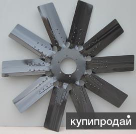 крыльчатки вентилятора