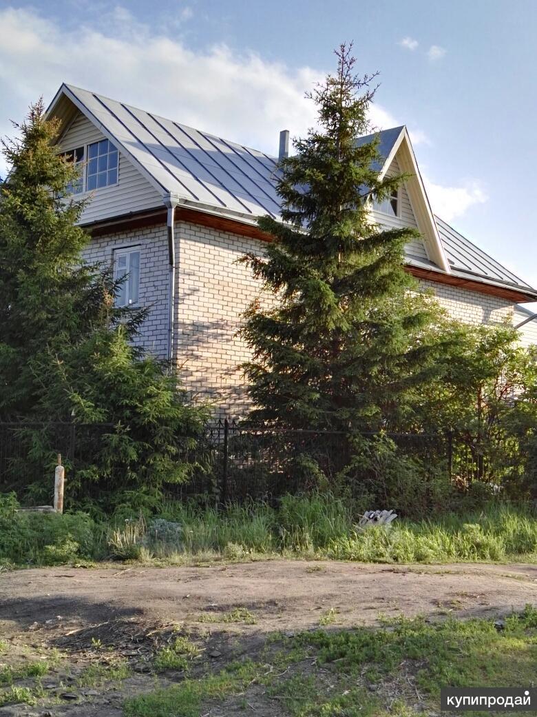 Дом на ст. Каясан 218м2 до Челябинска 60км