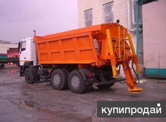Пескосолераспределитель Ленточный на Маз / Камаз (15 т.)