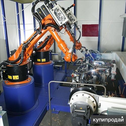 Ремонт, автоматизация производственного оборудования