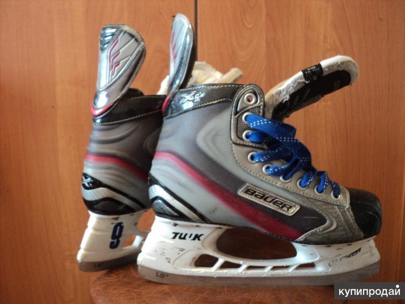 Хоккейные Коньки Bauer X5.0
