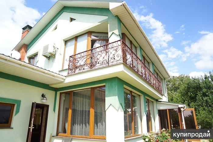 продам дом с участком в Симферополе.