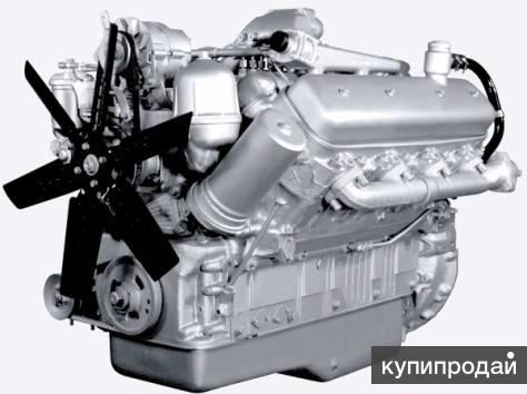 Двигатель-ямз238-нд5