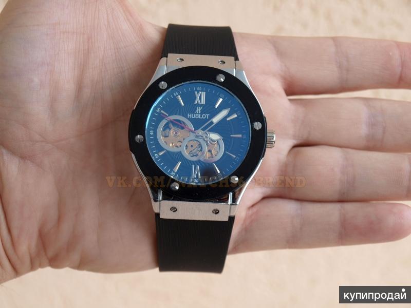 Мужские часы Hublоt Classic (Механика)