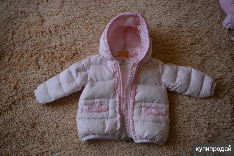 весенне-осенние курточки