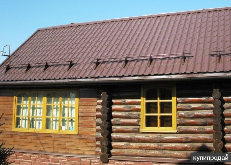 Строительство.Крышу кровлю Тюмень.Цена монтаж кровли крыши.