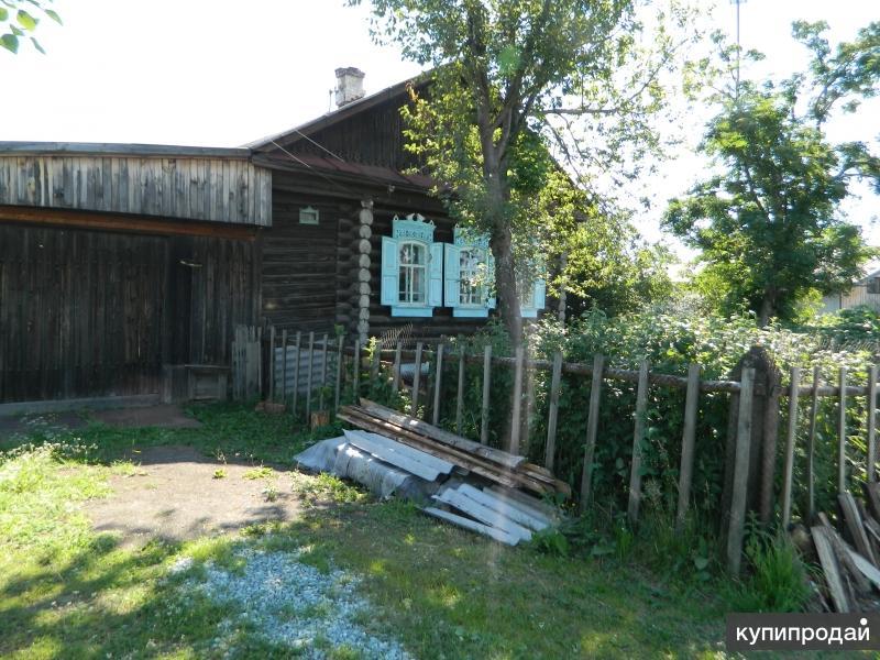 Продам жилой дом и земельный участок
