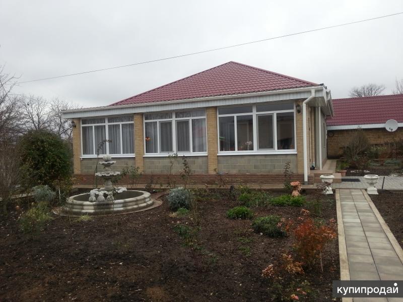 продам новый загородный дом в с.Доброе.