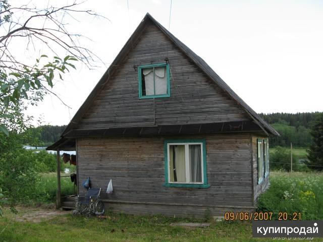 Продам участок с маленьким домиком