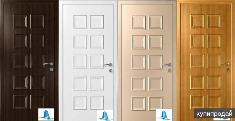 Влагостойкие двери Капелли в Краснодаре
