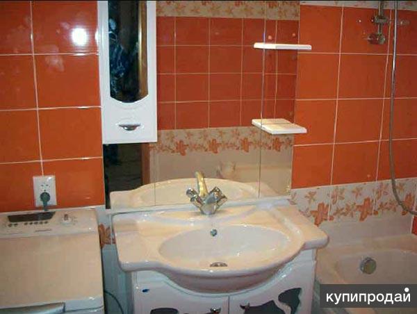 Ванна под ключ в Пензе, кафель, сантехника в Пензе