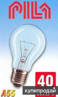 Лампа накаливания PILA A55