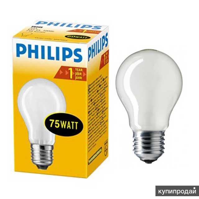 Лампа накаливания Philips А55