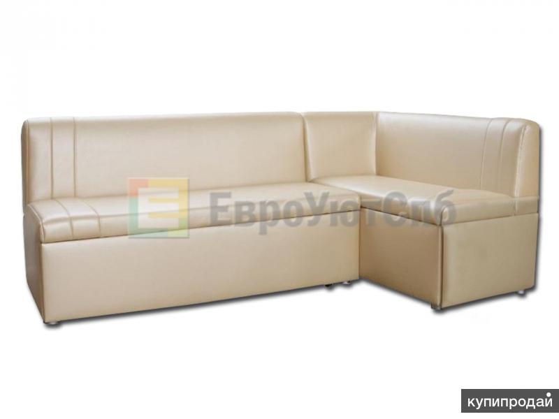 Угловой кухонный диван Уют со спальным местом