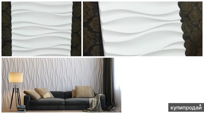 стеновые 3D панели от производителя