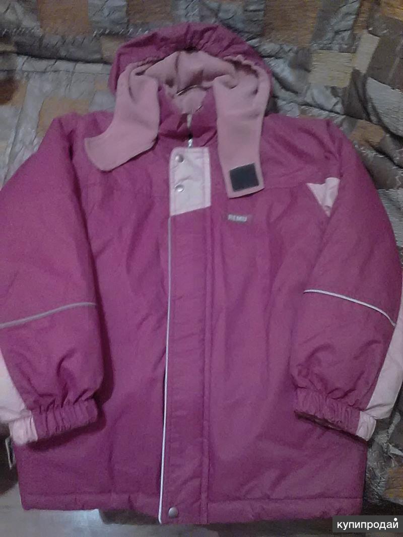 Зимняя куртка Travalle Финляндия размер 146-152