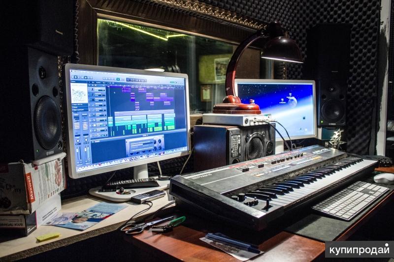 Студия звукозаписи Sh-studio в Мытищах