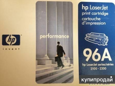 картридж HP 96A