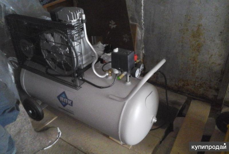 Компрессор Aircast cб.4/с-100. LH 20-2.2 Новый
