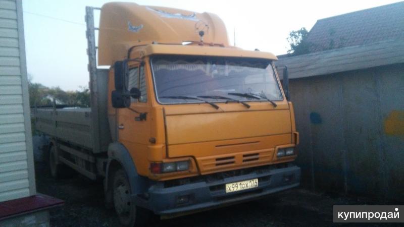 Камаз - 4308, борт - 5 тонн