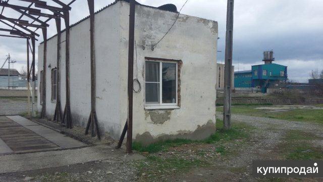 здание конторы, весовая, насосная, проходная, железнодорожный тупик, земельный