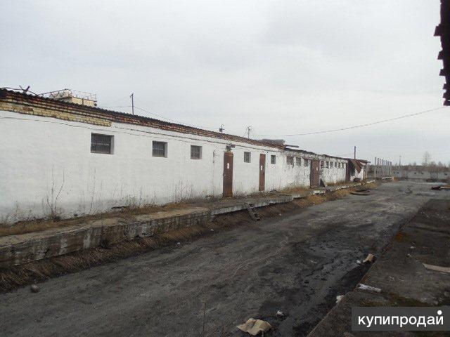 Лот1 Здание конторы лесосклада, склада готовой продукции, склада готовой