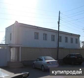 2-х этажное (нежилое, кирпичное) здание с подвалом и пристроенным гаражом