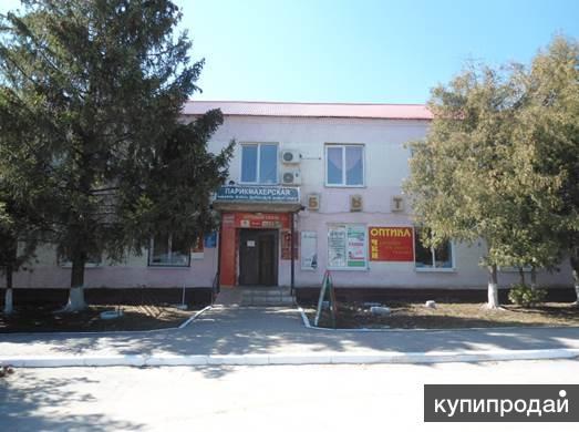 Административное здание  2 этажное здание, общей площадью 660,6 кв.м.