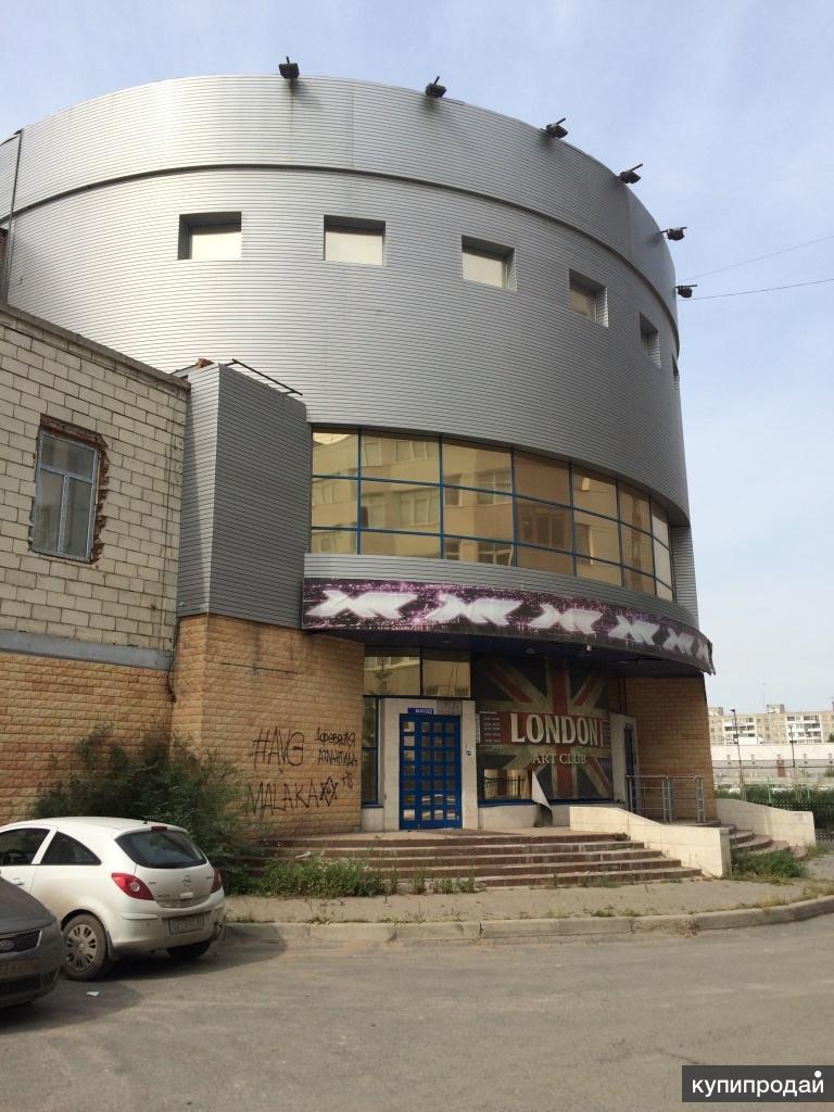 Объект представляет собой 3-х этажное здание спортино-досугового центра