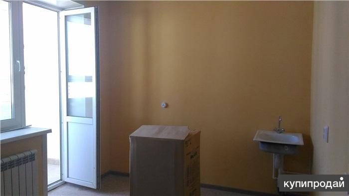 Продам однокомнатную квартиру в кирпично-монолитном доме; Дом сдан в декабре