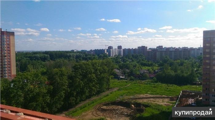 Продается однокомнатная квартира в новом доме в микрорайоне Яблоневый посад от