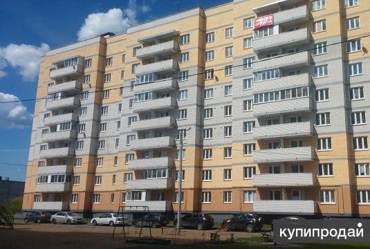 Однокомнатная квартира в новом доме Просторная комната - 18 кв.м.