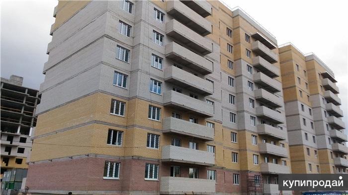 Двухкомнатная квартира в новом доме Метражи комнаты 17 и 11.5 кв.м. кухня 11.