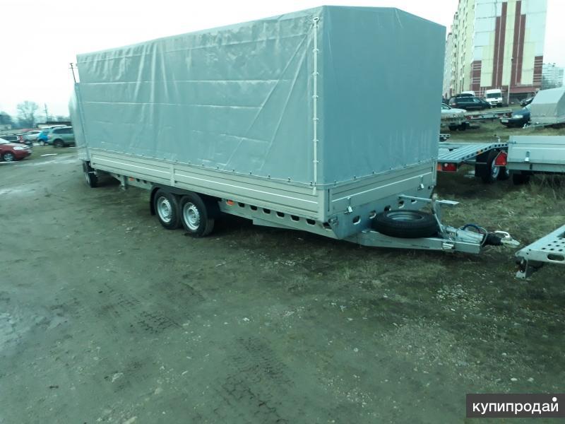 Прицеп для перевозки грузов или авто.
