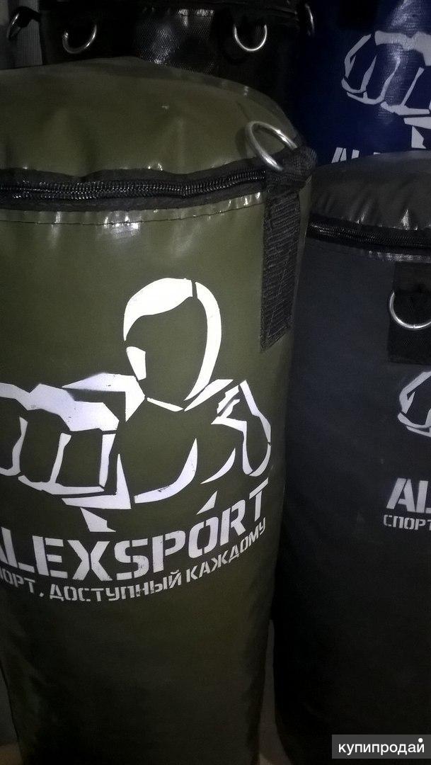 Боксерские мешки(груши)