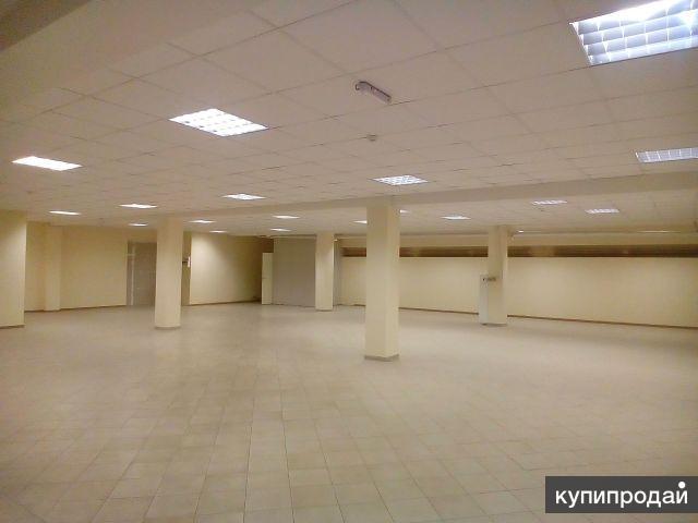 Сдаю торговые помещения по ул. Леонова,  до 600 кв.м.