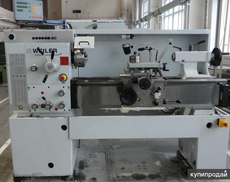 Продам weiler commodor 230 Токарный станок