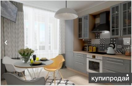 Продаётся прекрасная 1-к квартира, 43 м2, 14/24 эт.