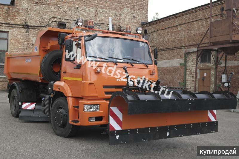 КДМ-650-09-01 на базе КАМАЗ-53605