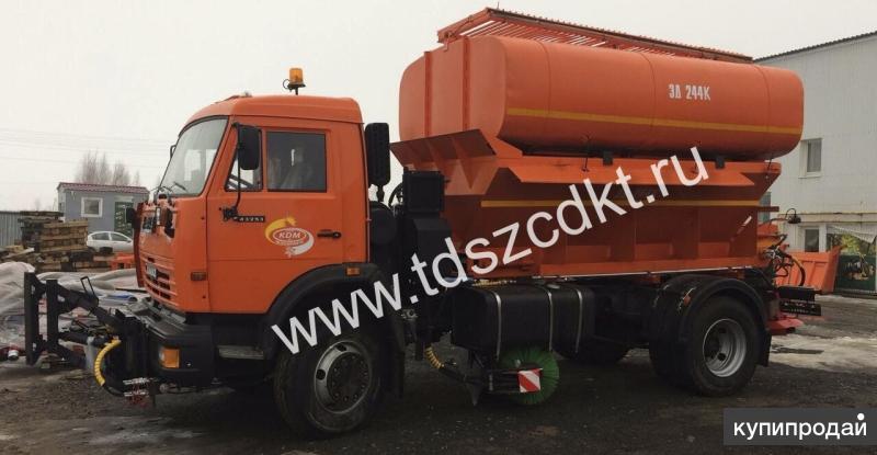 ЭД-244К-2 на шасси КАМАЗ-43253