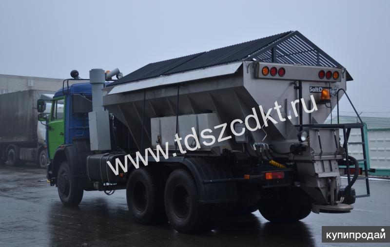 КДМ-7881.02-3  на шасси КАМАЗ-65115