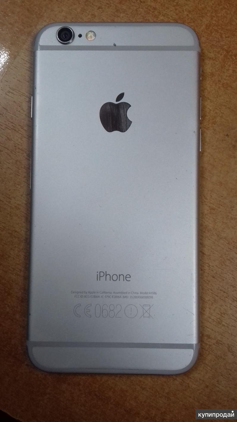 Продам iPhone6 64GB.