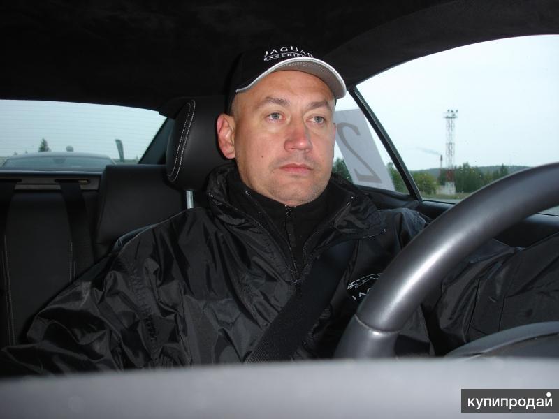 Профессиональный инструктор по вождению автомобиля