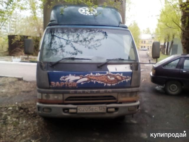 Продам грузовик Митсубиси Кантер 3 тон