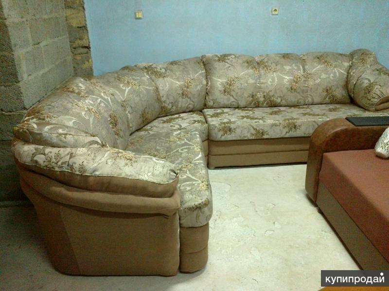 """Угловой диван """"Голливуд"""" от производителя"""
