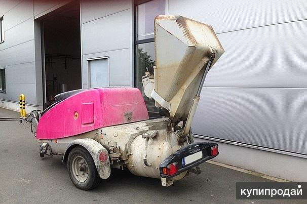 Растворонасос Brinkmann 550 скип/скреп 2012 г.