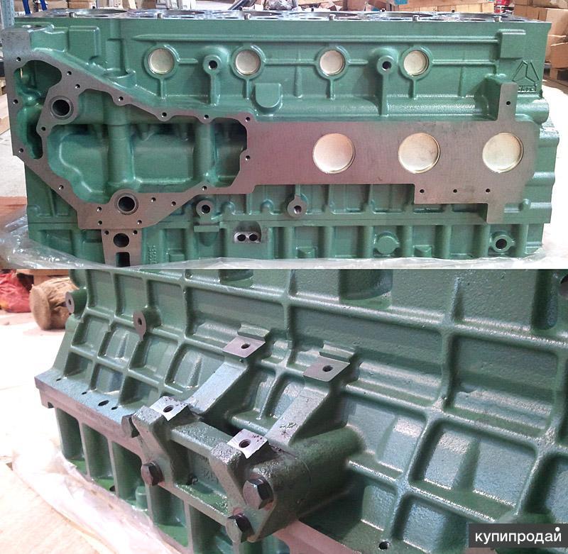 Блок цилиндров WD615 Евро3 Хово AZ1099010077