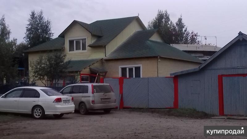 Благоустроенный дом 110 м2 в с.Богучанах