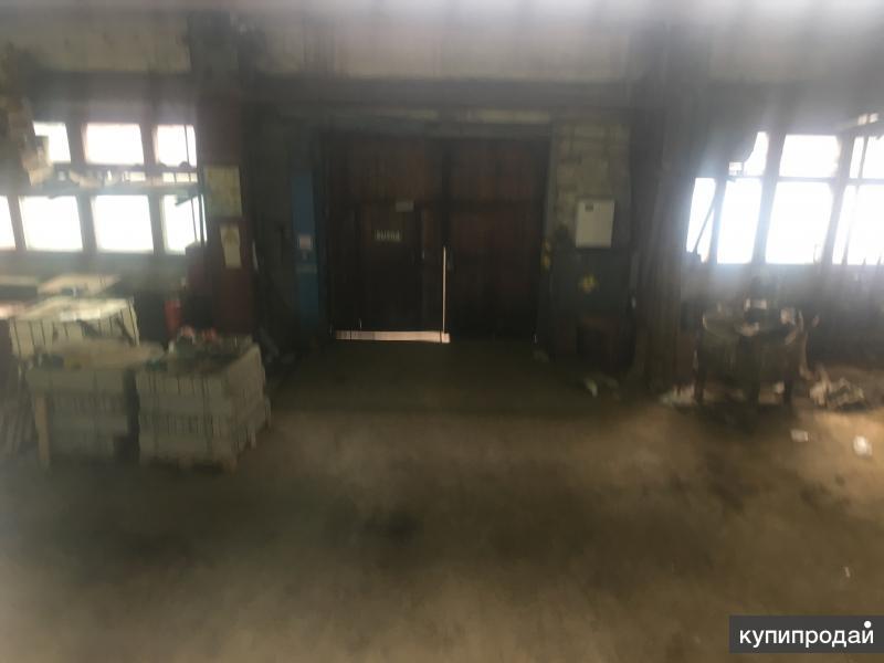 Производственное помещение, 1322 м²
